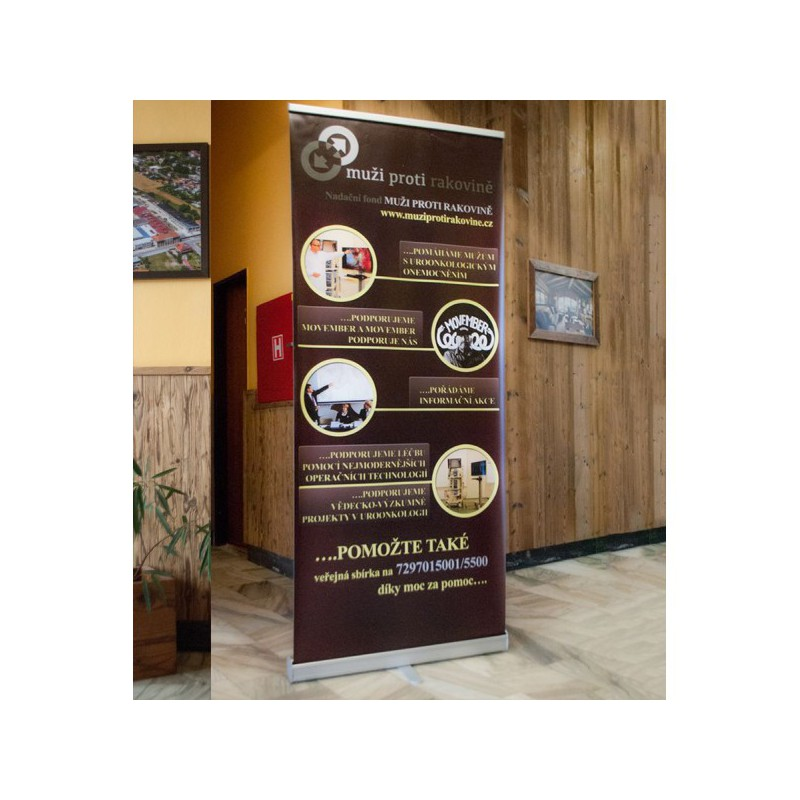 ROLL UP 85x200cm LUXURY